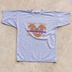 Vintage Chan Chan Trujillo Peru T-Shirt